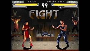 Is The Game Of  U0026 39 Street Fighter  The Movie U0026 39  Starring Jean