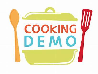 Cooking Demo Demonstration Clipart Healthy Clip Chef