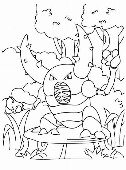 Pokemon Coloring Pages Tv Colouring Series Printable