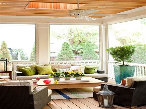 ceiling fans for porches small screened porch decorating