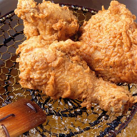 fried chicken deep buttermilk recipe fry recipes legs food cooking epicurious crispy southern thigh easy oven ever source toxic methods