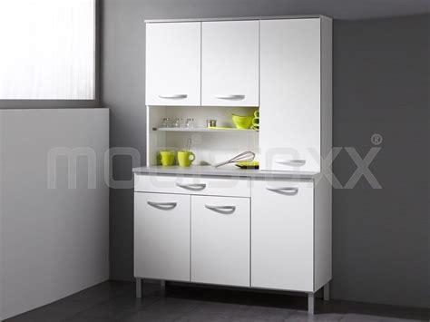 bahut de cuisine buffet bahut serena 6 portes et 1 tiroir blanc chez mobistoxx