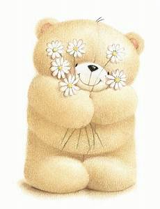 #foreverfriends #teddy #flowers. From Margie. . | Детские ...