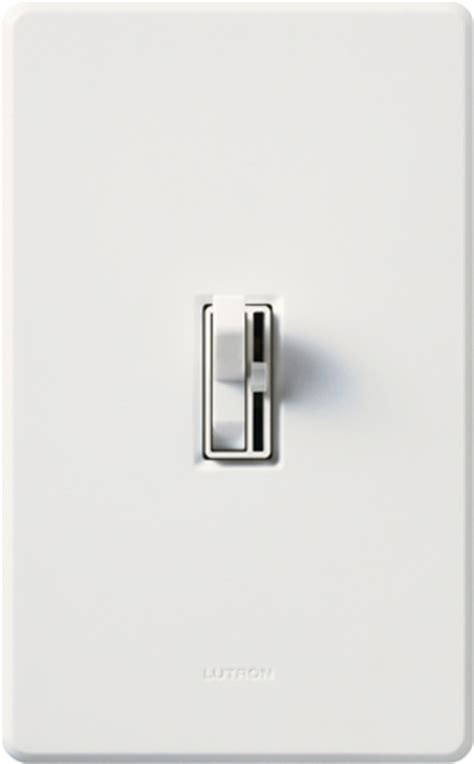 lutron unveils energy saving dimmer switch for cfl and led