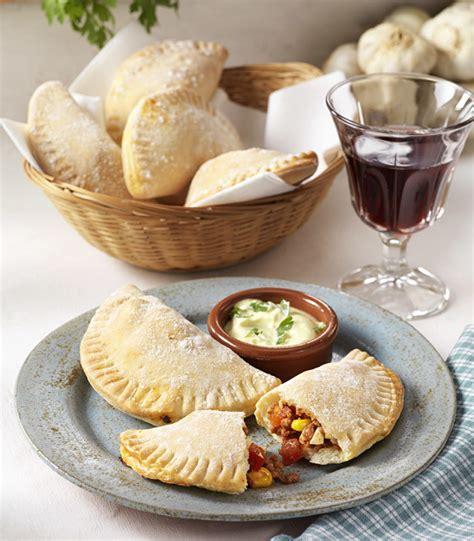 schnelle empanadas einfaches rezept tante fanny