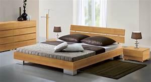 Betten 90 X 200 : bett in z b 90x200 cm gr e aus buchenholz sogno ~ Bigdaddyawards.com Haus und Dekorationen