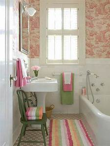 Tapeten Badezimmer Beispiele : kleines bad ideen 57 wundersch ne vorschl ge ~ Markanthonyermac.com Haus und Dekorationen