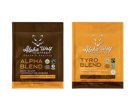 Wolf coffee selects only the highest quality arabica beans. Alpha Wolf Coffee « studioindustria.com