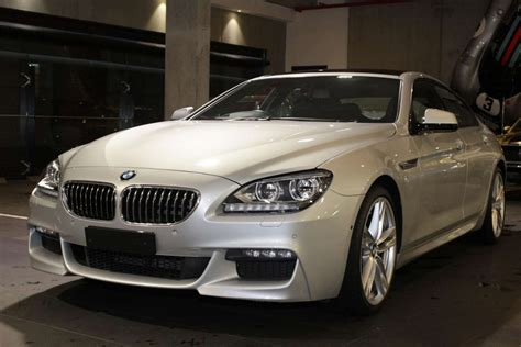 2013 Bmw 640d F06 Gran Coupe 4dr Steptronic 8sp 3.0dt