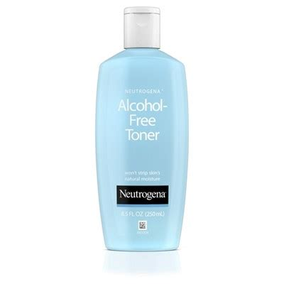 neutrogena alcohol  toner  oz target