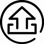 Icon Upgrade Navigation Svg Onlinewebfonts