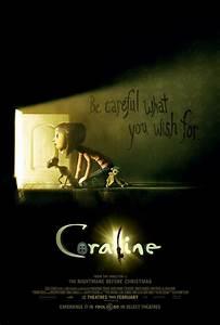 Vagebond's Movie ScreenShots: Coraline (2009)