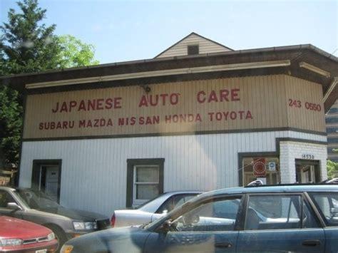 japanese auto care  reviews auto repair