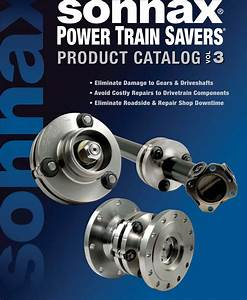 Sonnax Pts Catalog2011 Vol3