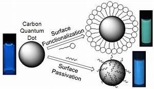 Carbon Quantum Dots  Surface Passivation And