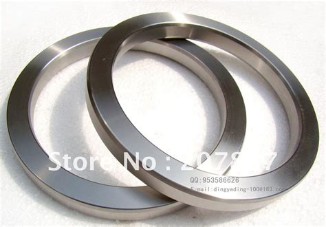 Oval Type Ring Joint Gaskets R35-in Gaskets From Industry