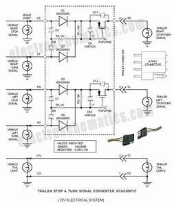 Trailer Stop  U0026 Turn Signal Converter