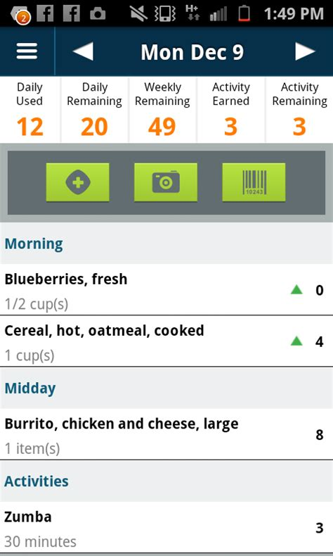 weight watchers mobile app for android makeup wars my 2014 resolutions all lacquered up