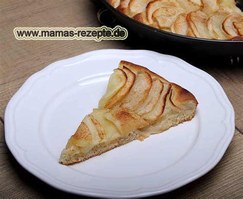 Omas Apfelkuchen Mit Hefeteigboden