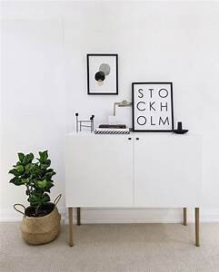 Ikea Besta Sideboard : ikea besta hack scandinavian sideboard cabinet happy ~ Lizthompson.info Haus und Dekorationen