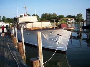 1959 Stephens Motor Yacht Moteur Bateau à Vendre - www ...