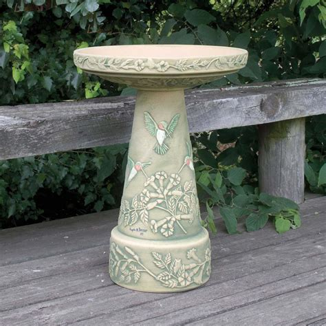 best 28 clay bird bath bowls for the birds a tiered