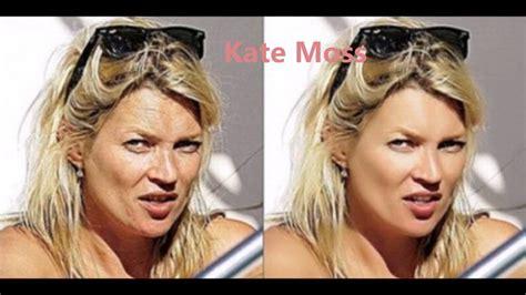 12 fotografias antes e depois do photoshop youtube