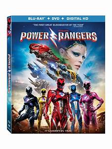 It's Morphin Time! Saban's Power Rangers To Arrive On DVD ...