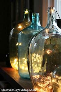 Love, These, Unique, Ways, To, Decorate, With, Lighting, For, The, Holidays, Including, Filling, Glass, Jars