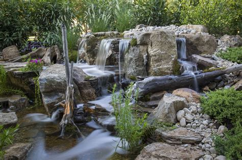 Aquascape Nj by Pond Installation Maintenance Contractor Monmouth County
