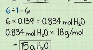 Molare Enthalpie Berechnen : how to calculate molar mass 7 steps with pictures wikihow ~ Themetempest.com Abrechnung