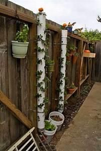 Faire Pousser Des Fraises : jardin 20 fa ons ing nieuses d 39 utiliser les tuyaux en pvc ~ Melissatoandfro.com Idées de Décoration