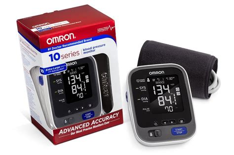 Amazon.com: Omron 10 Series Upper Arm Blood Pressure