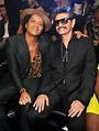 Bruno Mars   50+ Stars With Their Dear Old Dads   POPSUGAR ...