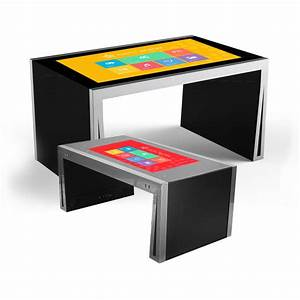 Table Basse Tactile 42 Pouces