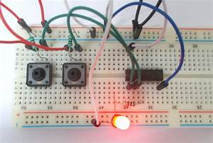 Nand Gate Circuit Diagram And Working Explanation