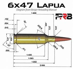 6x47 Lapua Diagram