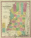 Historical Facts of Mississippi Counties