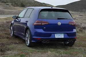Vw Golf 7 : capsule review 2015 volkswagen golf r the truth about cars ~ Medecine-chirurgie-esthetiques.com Avis de Voitures