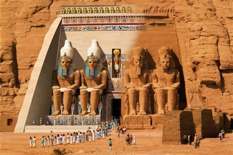 Abu Simbel, Un Complejo Para La Eternidad  Revista De