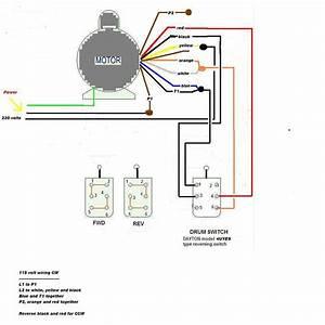 Magnetek Century Ac Motor Wiring Diagram Furnace Motor ...