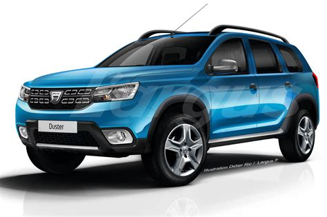 renault duster 2018 dacia duster renault duster rendered by french media