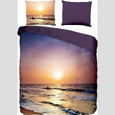 Wendebettwäsche »sunset«, Pure Luxury Collection, Mit