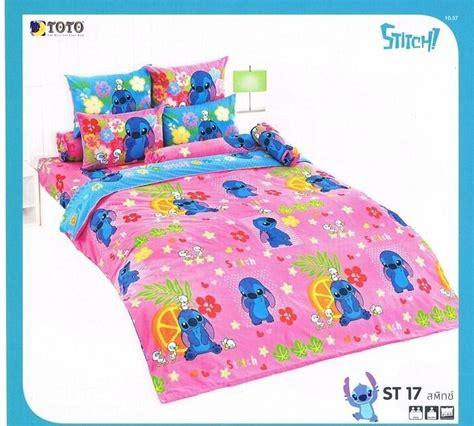 Lilo And Stitch Bed Set by Lilo Stitch St17 Toto 5 Size Bed Sheet Set