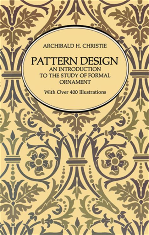 pattern design  introduction   study  formal