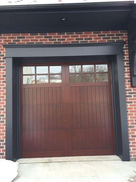 commercial garage door installation  durable door call