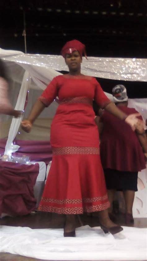 mordern shweshwe dresses  south africa  fashionre