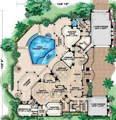 5 Bedroom 5 Bath Coastal House Plan #ALP 08CD Coastal