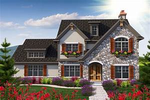 European Style Home With Video - 89927ah