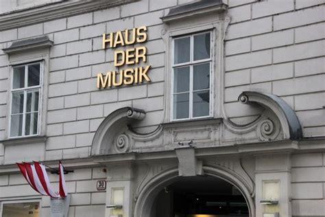 Das Haus Der Musik In Der Seilerstätte 30  Bild Von Haus
